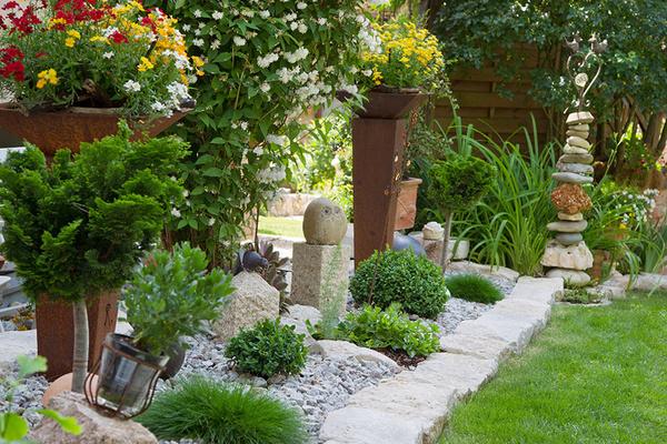 Comment am nager un jardin zen d 39 inspiration japonaise Petit jardin zen